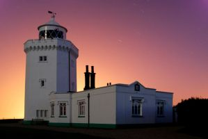 South Foreland Lighthouse by CitizenJustin