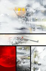 Steam Wars Holiday issue by Roboworks