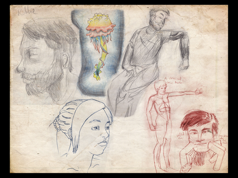 And finally some sketches by Heterodoxist