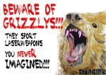 BEWARE OF GRIZZLYS - Never Imagined by TheHOINK