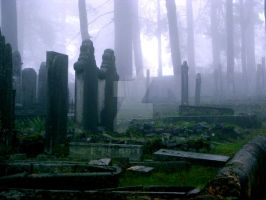 Graveyard by antiquesohl