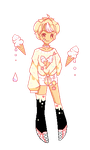 [T] Val Keul Pixel Pagedoll by Chromlyte
