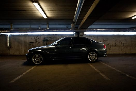 BMW E46 323iA S5 by muldorav