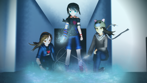 [MMD] - This is our stand by Dark-Dragon-Spirit