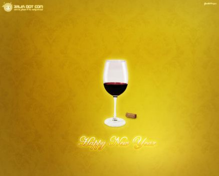 New Years Toast by Shane66