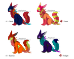 Aephaera Adopts - 3 Points - Adopted by coyd0g