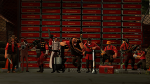 Team Fortress 2 Wallpaper by HTF-YTP