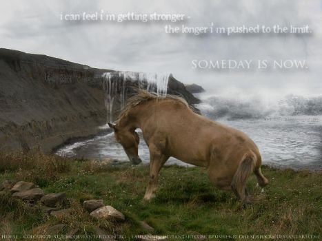 Someday Is Now. by youknowit561