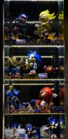 Sonic the Hedgehog Collection: December 2012 by Cobra-Roll