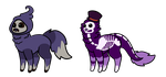 [OPEN 1/2] SPOOK Shichi adopts by kblock1