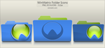 WinMatrix Folder Icons by jatin
