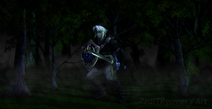 In the Heart of Darkness by RealTRgamer