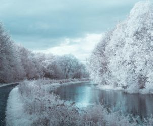 IR Canal by CrystalClarities