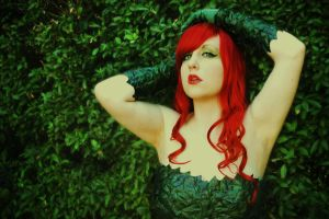 Poison Ivy by Catandhearts