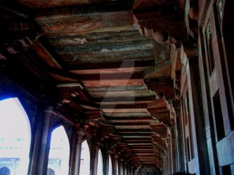 Mughal Architecture by art-devi