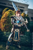 Garen Cosplay - A Twist Of Fate ver. by Anti-Roxas-99