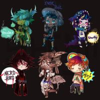 Adopt Batch of Life SET PRICE (OPEN) by Shemji-Adopts