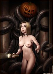 Halloween NUDELR by Ferres