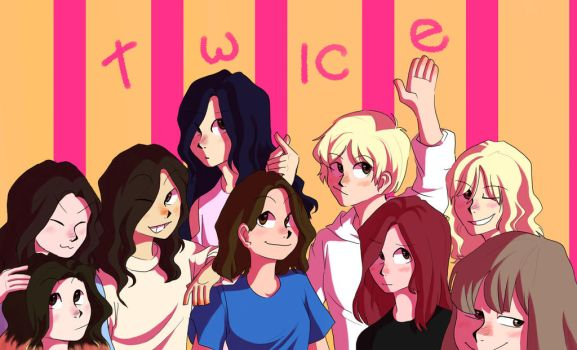 Twice by ShadyPebblez