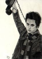Billie Joe Armstrong 4 by asia-k