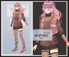 CLOSED Adoptable Auction #5 by Eskaliia