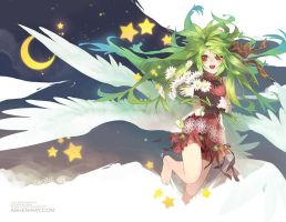 Weave the heavens by shilin