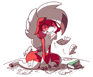 Lycanroc Midnight by Diives