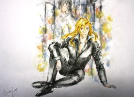 Noblesse - Waiting for master by RomaiLee
