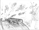 Gold Strike Sketch by brothersdude