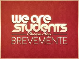 We Are Students Christmas Stage Teaser by BK1LL3R