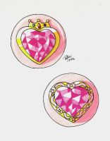 Prism Heart Compact by tini