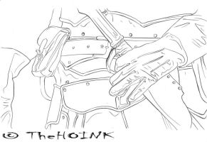 0103 - Physical Preparation - Sword Holster by TheHOINK