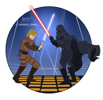 Star Wars Pin by Nippy13