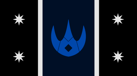 Flag of the Kingdom of Gondomir by Orca217