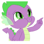 Spike #1 by Butterfly1624