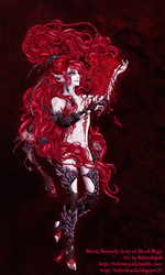 Mitral, my Heavenly Body of Blood Magic by TTLuciferal