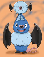 Swoobat And Woobat