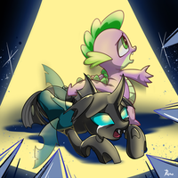 A Changeling Can Change by RenoKim