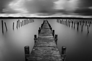The Jetty by Durdenyr