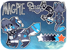 Magpie Ref | December 2016 by magpaii