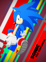 Sonic (Forces Style) by 1HardDan1