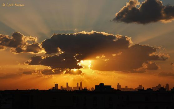 Sunbeams by uae4u