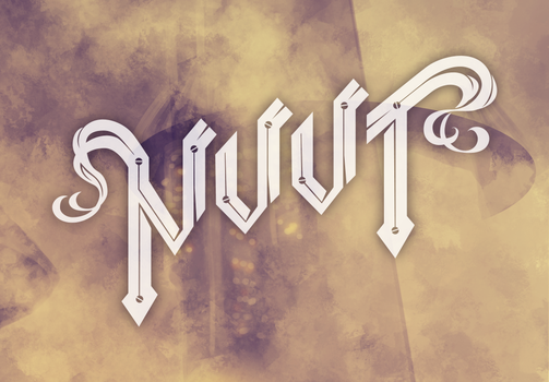 Nuut Logo 2014 by redkidOne