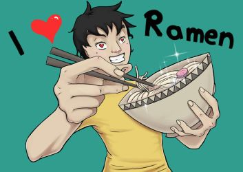 Ramen by One2See4Five
