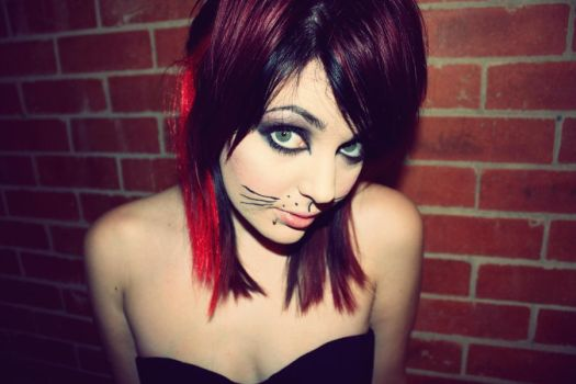 Meow by cfaceee