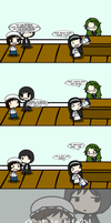[4koma] What is life by gervin51
