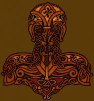 Thors Hammer 2012 by Wodenswolf