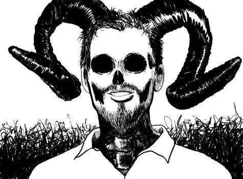 Myself as The Monster Ram by ratfactor
