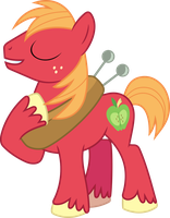MLP: Big Macintosh singing by FloppyChiptunes