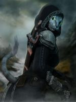 Daughters of Skyrim: The Thief by Erulian